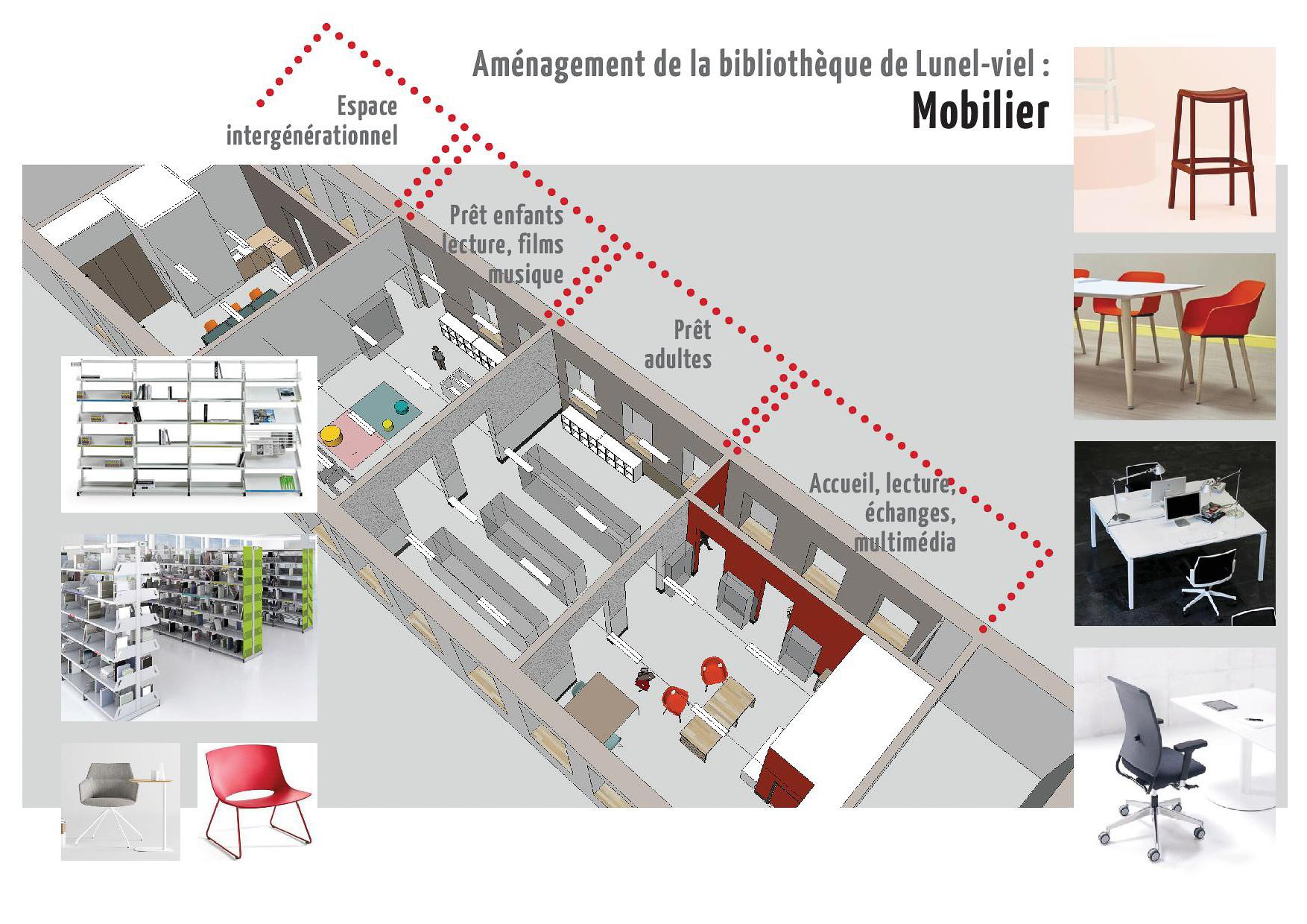 Bibliothèque de Lunel-Viel